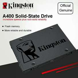 Kingston Disco Ssd 480gb A400 Sellado