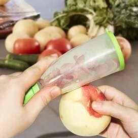 Pelador de frutas y verduras