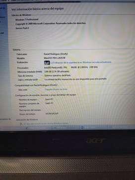 """Computador portátil Acer 14"""""""