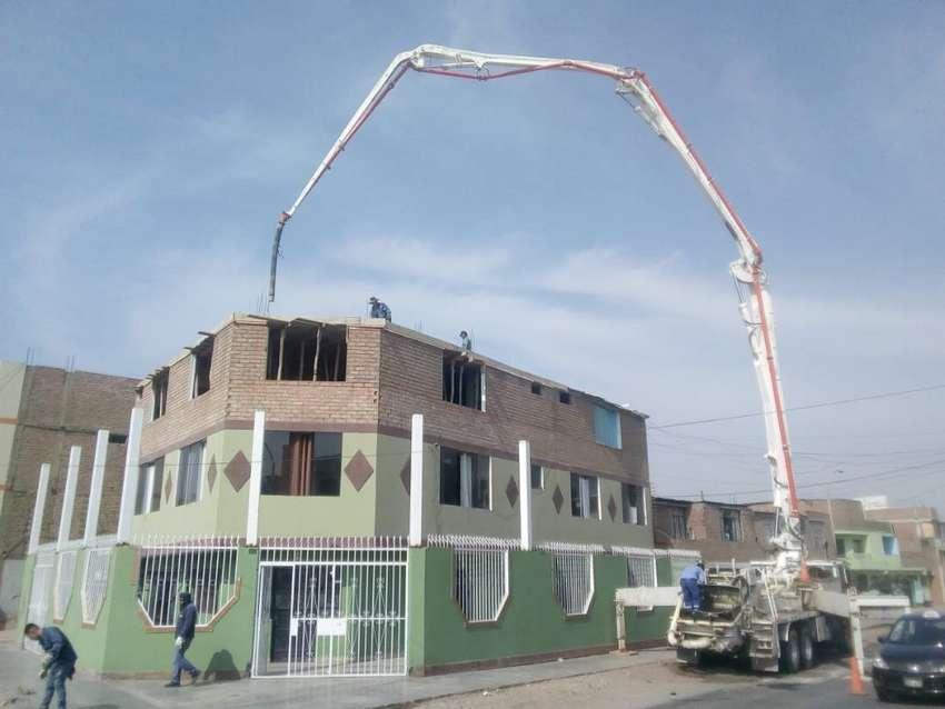 Concreto Premezclado tipo UNICON (Con Cemento SOL).