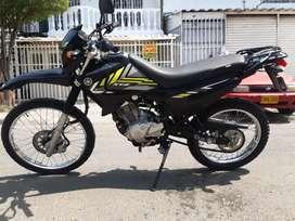 Yamaha xtz 125E al día 2021