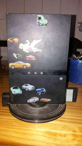 Playstation 2 Slim + Juegos + Volante y Pedales
