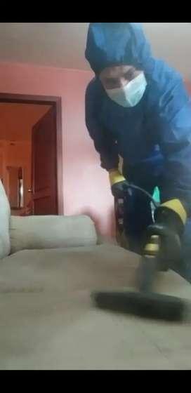Limpieza Exaustiva para hogares e Instituciones  Loja