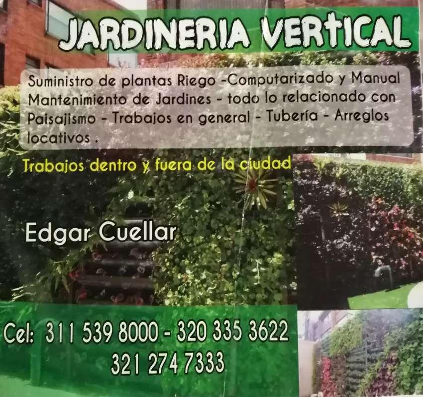 Jardineria y paisajismo 0