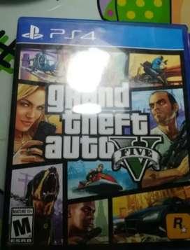 Gta 5 Para PS4 Original