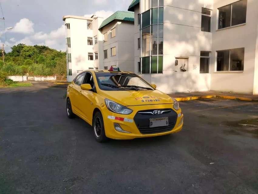 Taxi Hyundai new accent en  Cooperariva S D 0