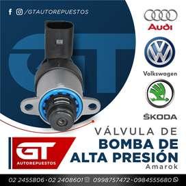 VÁLVULA DE BOMBA DE ALTA PRESIÓN - AMAROK