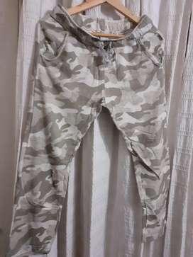 Pantalon rustico