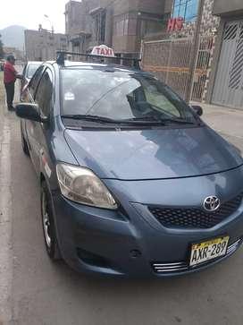 Vendo mi Toyota Yaris  año 2009
