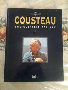 Cousteau Enciclopedia Del Mar Numero 1