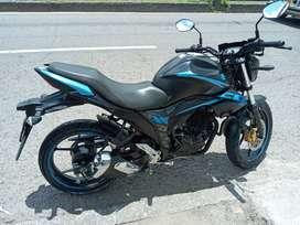 Vendo Suzuki Gixxer Modelo 2019 - 15000 Km.