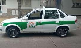 vendo permuto taxi completo