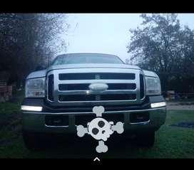 Ford f100 duty modelo 2012 impecable  estado original