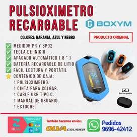 PULSOXIMETRO RECARGABLE