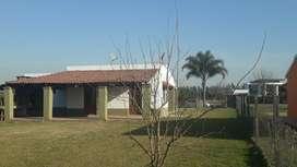 """Casa 3 dormitorios - Club de campo """"Las Moritas"""""""