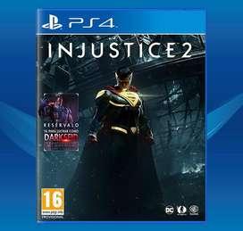 Injustice 2 Nuevo
