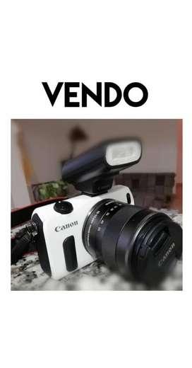 Cmara digital Canon eos m