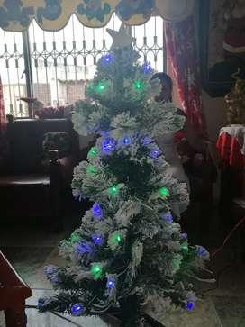 Árbol led de navidad para estrenar