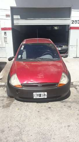 Ford ka GNC modelo 2000 FINANCIADO