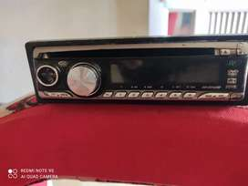 Radio para carro jvc solo para cd