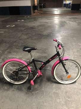 Bicicleta Para Niña BTwin