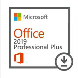Licencia Microsoft Office 2019 Professional Plus 32/64bit