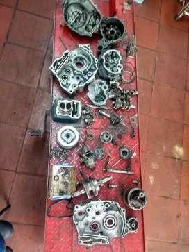 Busco mecánico de motos