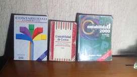 CONTABILIDAD COMERCIAL, CONTABILIDAD DE COSTOS Y CONTABILIDAD 2000