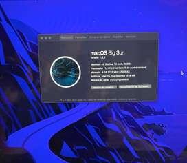 MacBook Air 2020 core I5 - 8GB ram - 256GB ssd