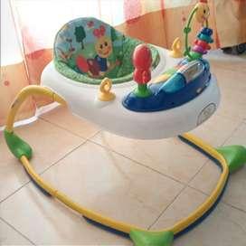 Caminador musical para bebé