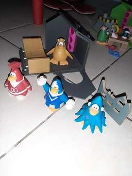 Set de club pinguin