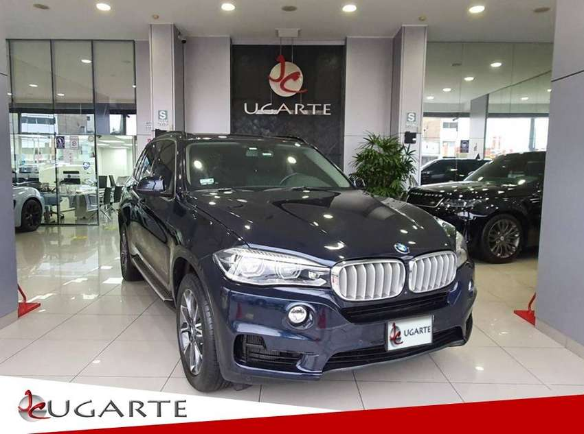 BMW X5 50 i XDRIVE 2014 2015 - JC UGARTE IMPORT S.A.C. 0