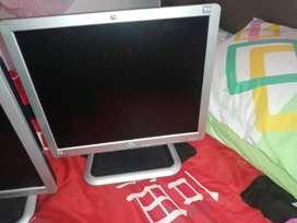 """Monitor 17""""HP"""
