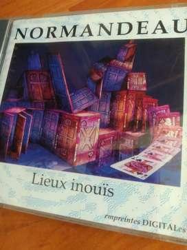 Normandeau magistral Lieux inouïs original