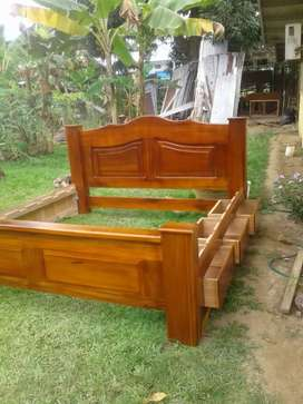 vendo cama king size
