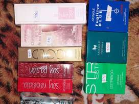 Perfumes monique