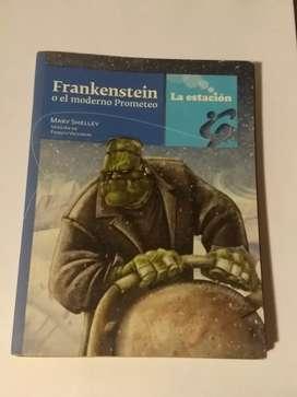 Frankenstein o el moderno Prometeo. Editorial La estación