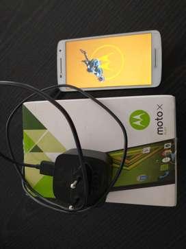 Vendo Motorola X Play - Movistar