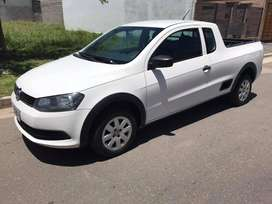 VW SAVEIRO CAB EXTENDIDA PACK ELECTRICO!!