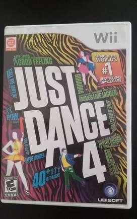 Just Dance 4 Nintendo Wii