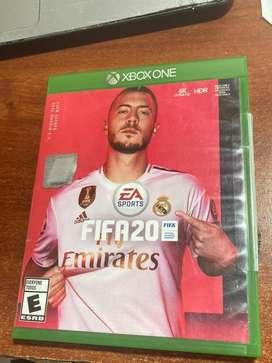 Se vende FIFA 20 para Xbox one