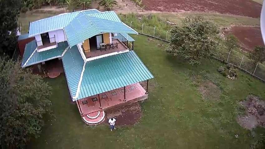 Hermosa casa campestre en Pavas 0