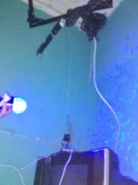Lámpara de discoteca