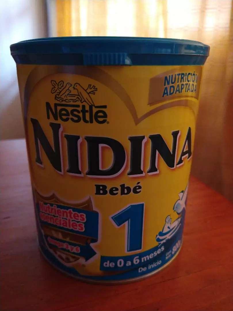 Leche en polvo Nidina 1 x 3 latas 0