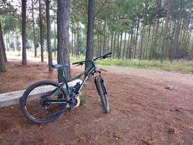 Vendo cambió bici venzo Rin 27 (altus)