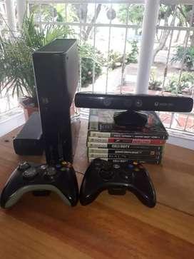 Se vende Xbox 360 en buen estado único dueño
