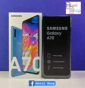 Samsung Galaxy A70 128gb 6gb Ram Triple Camara