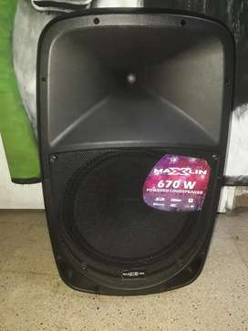 Cabina de sonido maxlin