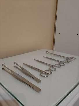Set pircings