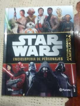Star Wars Enciclopedia De Personajes - Actualizada y Ampliada